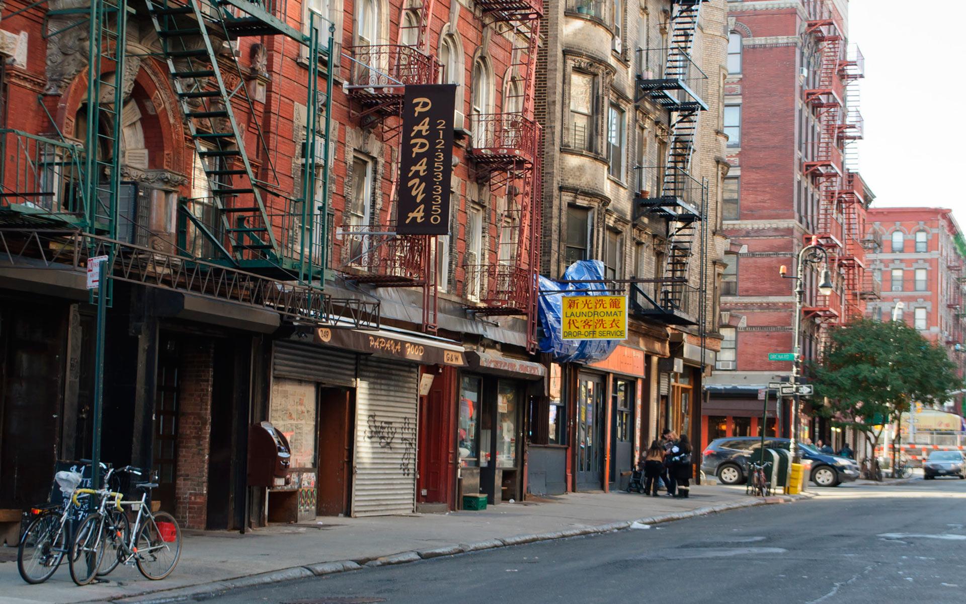 Lower East Side Ubiq New York